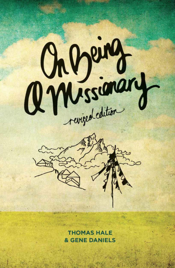 On Being a Missionary Cover